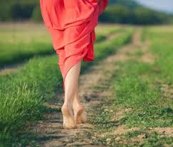 Barefoot – bosonohá chůze